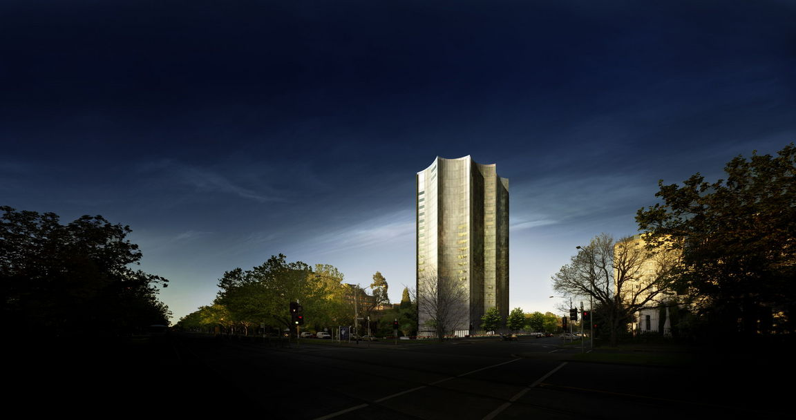 Still,Tower,Exterior,Residential,2001-2005